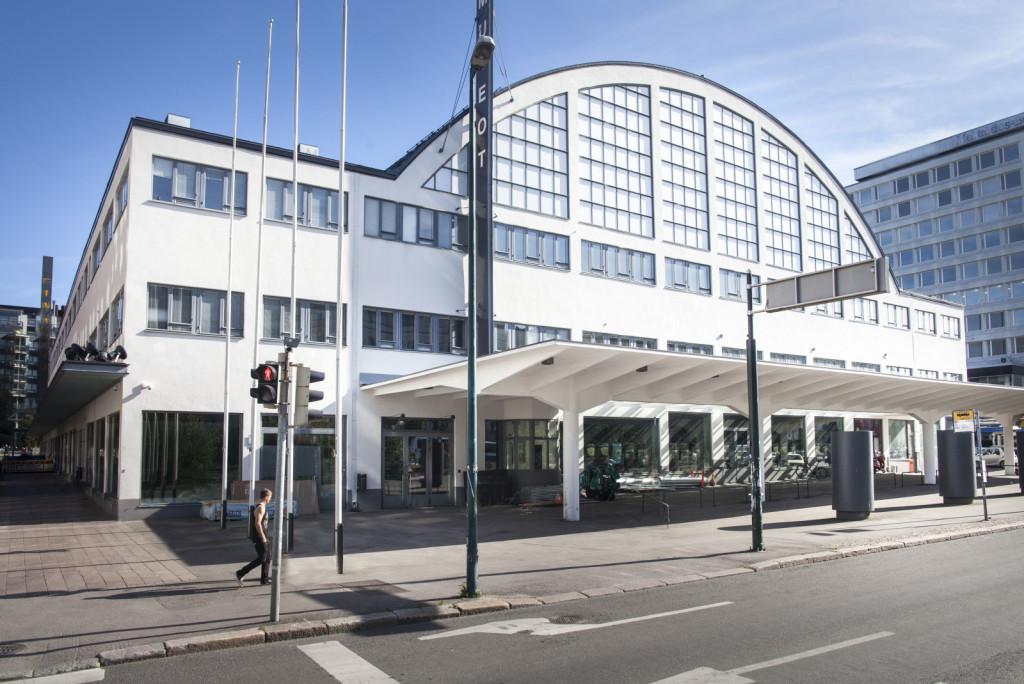 カンピ(Kamppi)ショッピングセンターのすぐ隣にある街の美術館HAM © HAM / Maija Toivanen