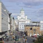 市民の日常生活も包み込むように見下ろすシンボル的存在(画像提供:City of Helsinki Media Bank)