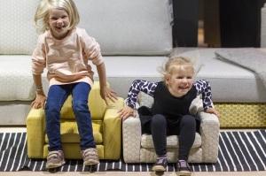 子ども達だって、デザインを楽しみたい。そんな願いも叶えてしまうデザイン見本市(Messukeskus / Habitare2015)