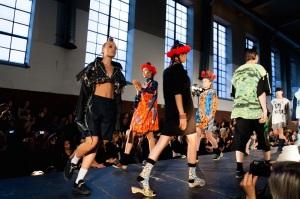 気鋭のデザイナーやブランドが主催するファッションショーも!(@Aino Huovio HDW)